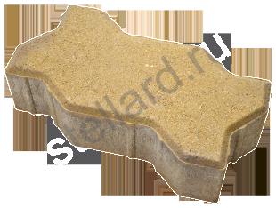 Тротуарная плитка Престиж Волна