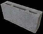 Камень перегородочный керамзитобетонный КП-ПР-ПС39