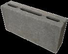 Камень перегородочный бетонный КП-ПР-ПС39