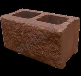 Камень стеновой колотый фасад