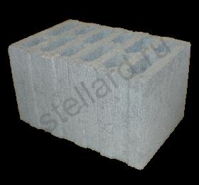 Камень стеновой керамзитобетонный