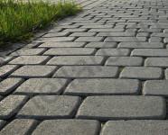 Вариант укладки тротуарной плитки Классико русто