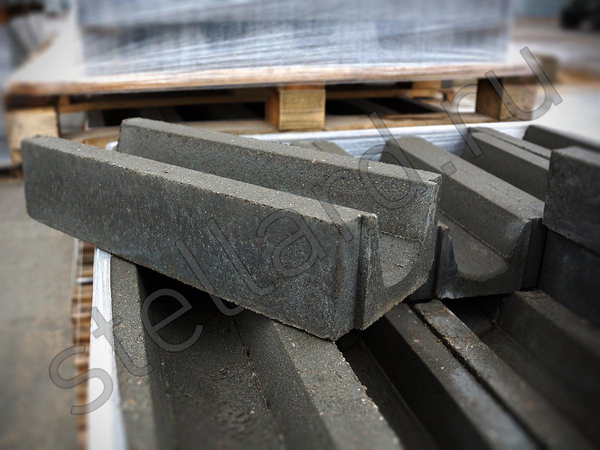Водоотводный тротуарный бетонный лоток