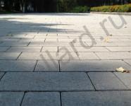 Укладка тротуарной плитки в Новомосковске, форма Новый город