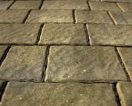 Вариант укладки тротуарной плитки итальянской коллекции венеция