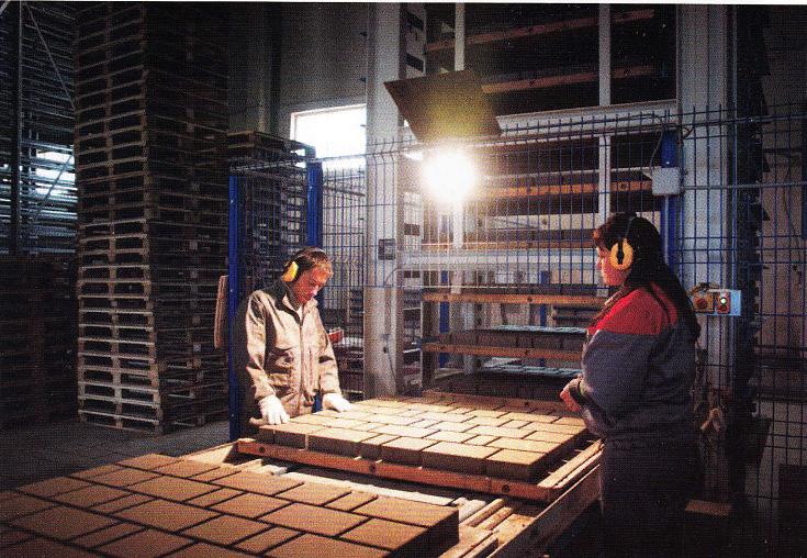 Производство тротуарной плитки в г.Туле