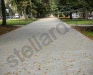 Тротуарная плитка Новый город #stellard, укладка в Новомосковске