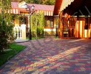 Тротуарная плитка Старый город ресторан Сударь Тула