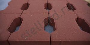 Катушка - новый вид тротуарной плитки в коллекции Stellard  (Стеллард)