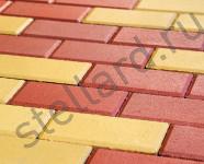 Тротуарная плитка брусчатка Престиж от Stellard вибропресованная в Туле и Москве