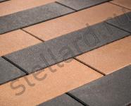 Тротуарная плитка Паркет, брусчатка от Stellard