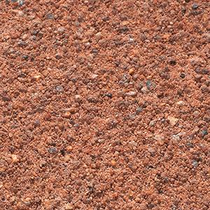 Коричневый цвет - поверхность серии премиум тротуарной плитки Stellard