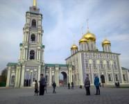 тротуарная плитка в кремле тула