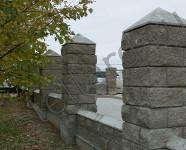 Декоративный колотый камень, стеновой блок Stellard