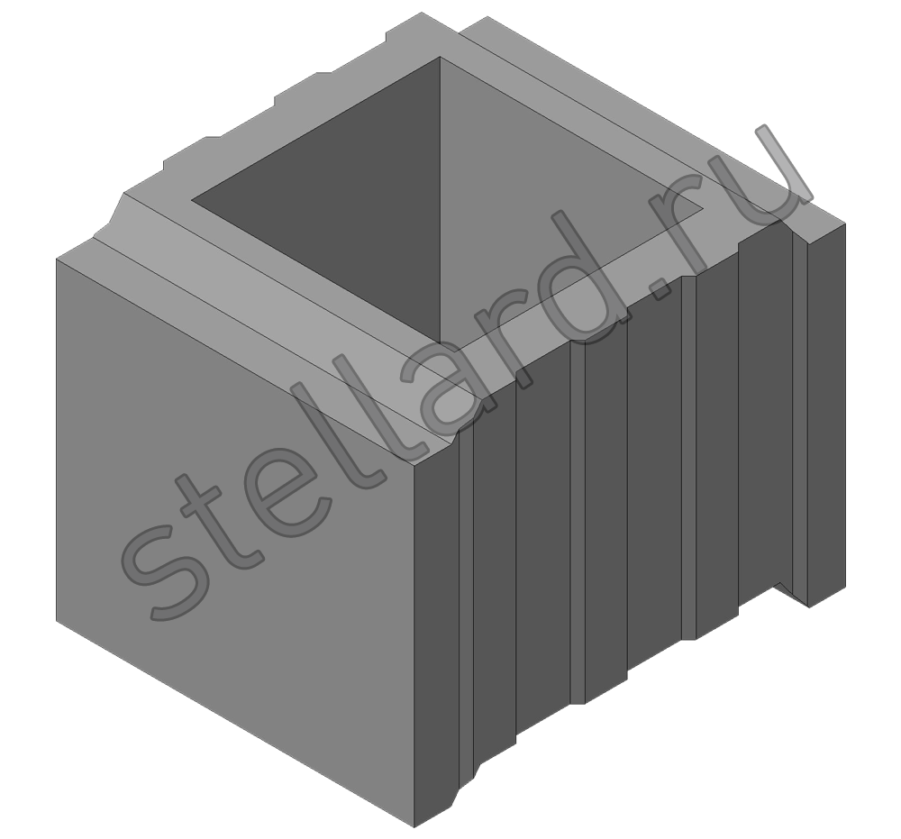 Вентиляционный блок КВ-29 от Stellard
