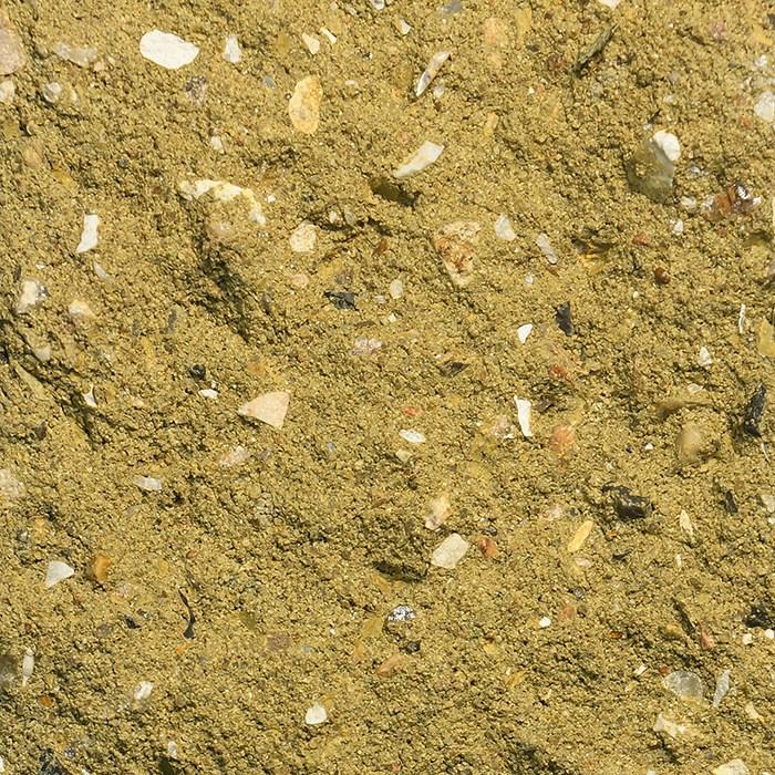 Желтый цвет колотого камня