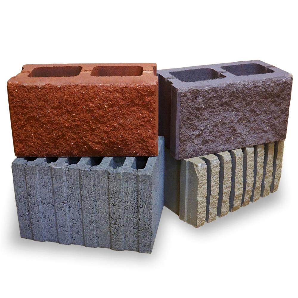 Колотые декоративные блоки - рваный камень в Туле