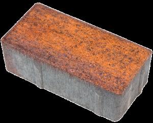 Тротуарная плитка Брусчатка цвета Колормикс завода Stellard