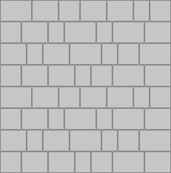 Вариант укладки с плиткой Тротуарная плитка Престиж Сицилия