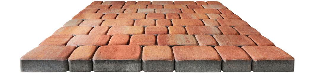 Тротуарная плитка Колормикс Старый Город - квадратный метр