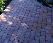 Тротуарная плитка Старый город Санрайз - объект в Туле