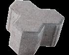 Тротуарная плитка Трилистник