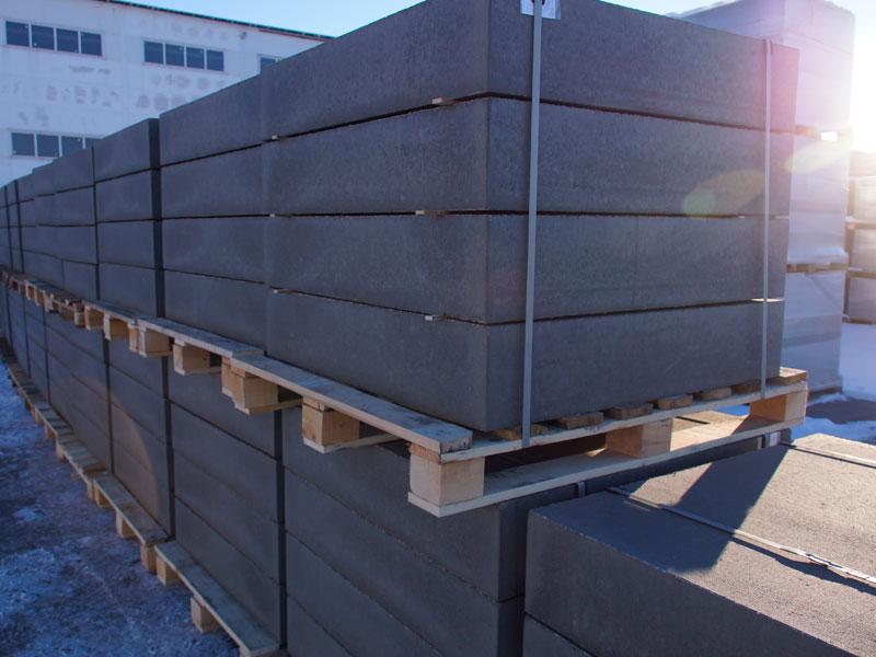 Производство плит укрепления ПБ1-20