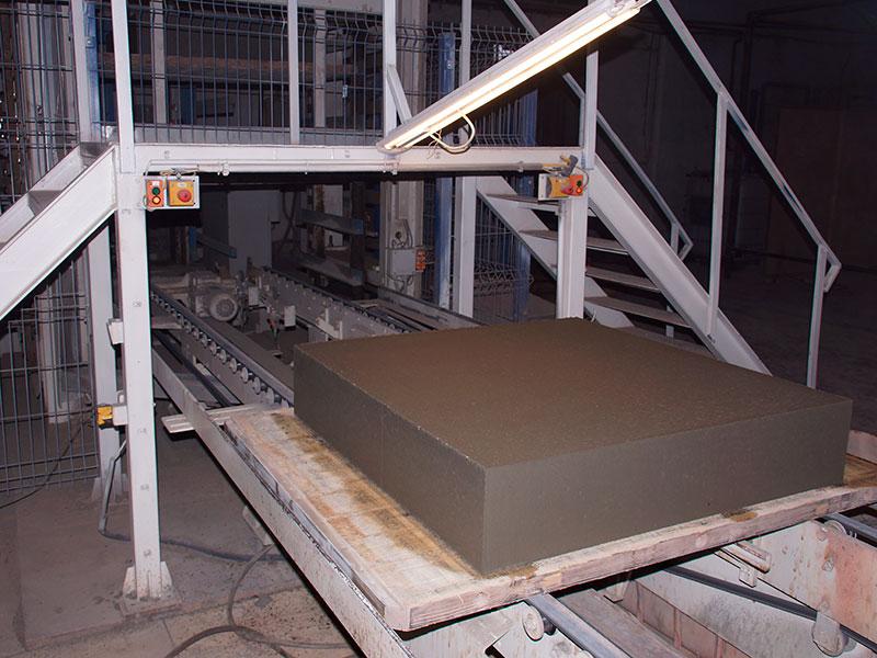 Производство плит укрепления откосов ПБ1-20