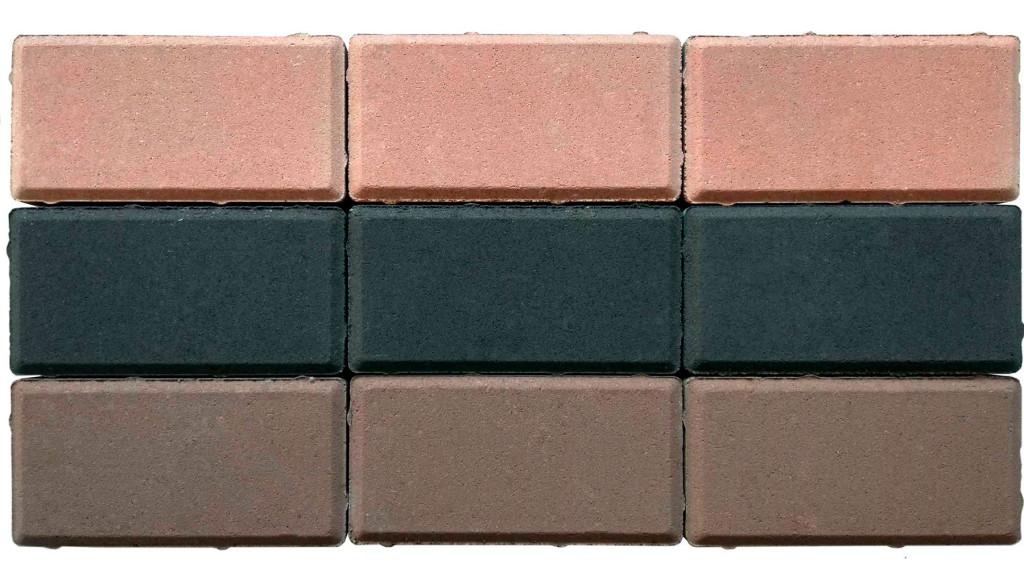 Новые цвета тротуарной плитки Stellard